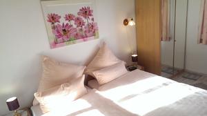 Ferienwohnung Amsel Schlafzimmer